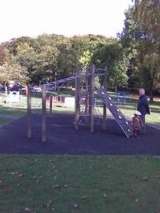 Nuttall park Ramsbottom, playground
