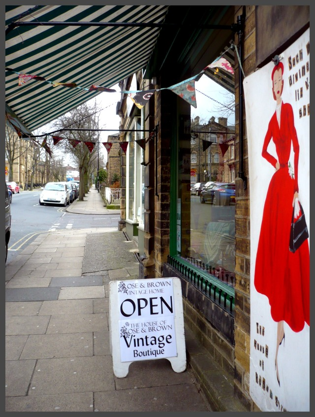 Rose and Brown, Saltaire