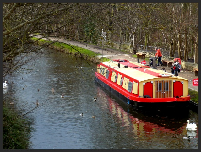 canal saltaire